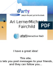 LARubyConf PoolParty presentation
