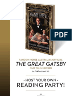 The Great Gatsby Party Pack