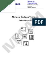 131042650 Indicadores Painel Instrumentos Iveco