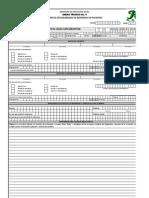 Formato Estandar de Remision de Pacientes