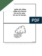 Fichas de Adivinanzas
