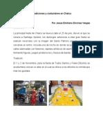 Tradiciones y Costumbres en Chalco