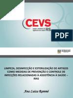 1335381338_Limpeza, Desinfecção e Esterilização de Artigos como Medidas de Prevenção e Controle de IRAS