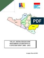 Plan Desarrollo Capacidades 2010-2012