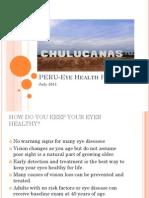 Peru Eye Health Project