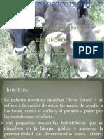 ionoforos