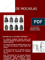 Columna - Mochila