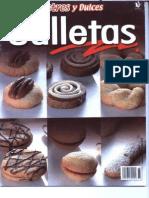 Postres y Dulces Nº 65 - Galletas