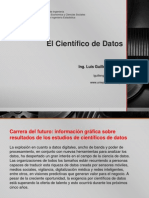 El Cientifico de Datos