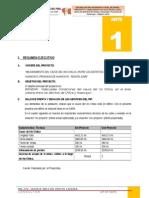 Perfil Mejoramiento Cause Rio Chilca CORREGIDO