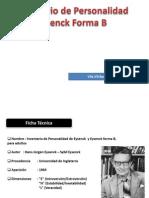 Eysenck Exp