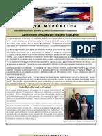 LNR 76 (Revista La Nueva Republica) 9 de mayo de 2013 Cubacid.org