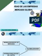 Competitividad y Mercado Global