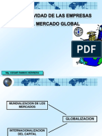 Competitividad y Mercado Global