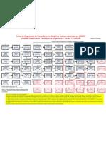 Fluxograma Engenharia de Produção UERJ (com Eletivas)