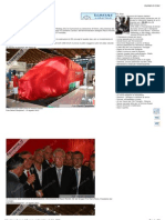 FOL News - ETR.1000, Il Frecciarossa Di Domani