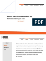 Flux Brand Standards Mock Up