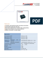 Latching Relay Datasheet