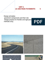 Flexible and Rigid Pavements