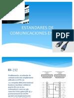 Estandares de Comunicaciones en Serie