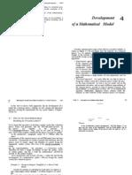 Math Modellling