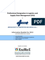 KEI ASTL PLS Information Booklet 2013.02