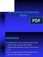 Urodynamic Studies