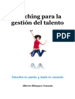 Coaching Para La Gestion Del Talento