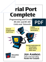 Serial Port Complete - Programming and Circuits for RS-232 and RS-485 Links and Networks