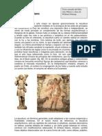 Escultura y Musica paleocristiana