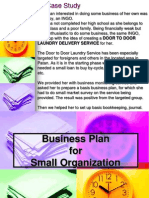 simple Business Plan Presentation