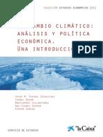 Caixa Cambio Climatico