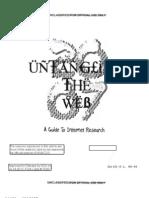 Untangling the Web