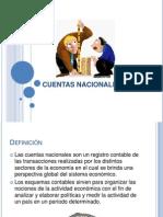 Cuentas Nacionales[1]