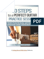 10 Steps Perfect Practice