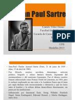 Unidad 4 Jean Paul Sartre -Camilo Velez Henao