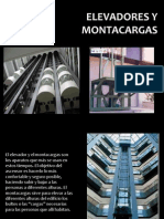 Elevadores y Montacargas POWER POINT