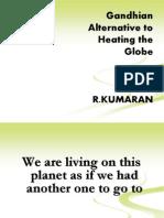 Gandhian Alternative to Global Warming