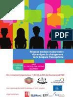 Programme Séminaire UCESIF Bucarest, 13 - 14 mai 2013