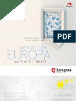 Programa Semana Europea
