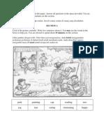 English Paper 2 Year 4 (ansur maju pelajar lemah)