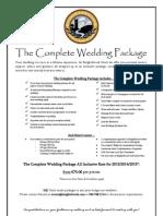 Knightsbrook Hotel Wedding Package 2013-15-28.02