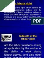 Labour Right