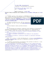 HOTARARE Nr. 661 Din 2004 Privind Certificatul de Producator