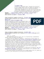 Decizia Nr. 20-2005