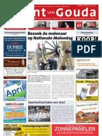 De Krant Van Gouda, 10 Mei 2013