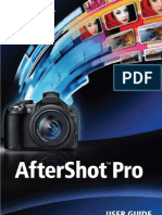 Corel AfterShot Pro User Guide