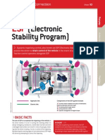 Electronic Stability Program (ESP)