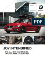 BMW Malaysia F30 3-Series Accessories