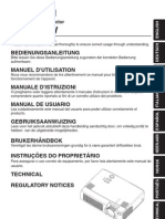 Hitachi CP-S370w User Manual